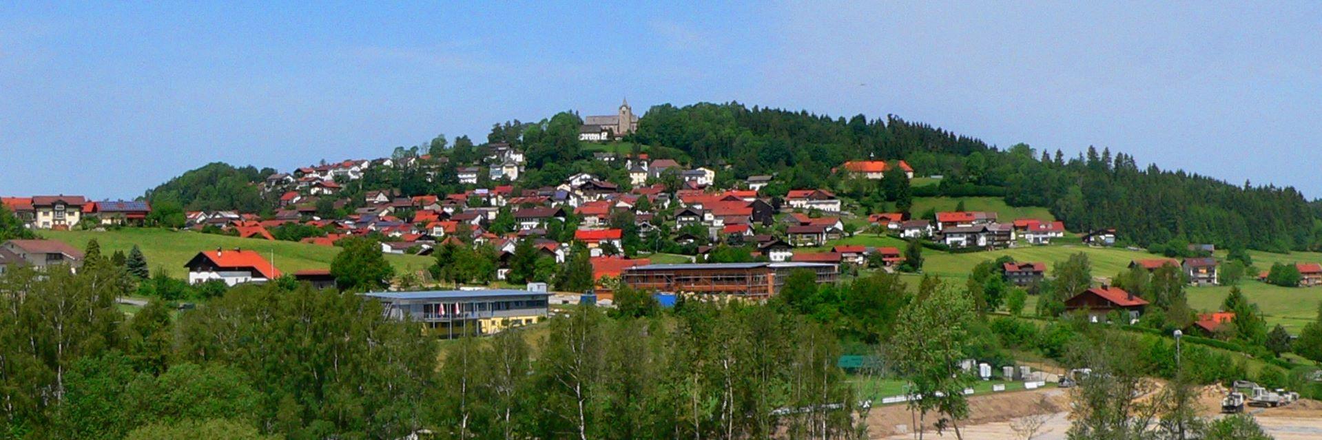 urlaub-kirchberg-im-wald-ferienort-unterkunft-ortsansicht